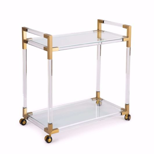 Picture of AMERICANO BAR CART