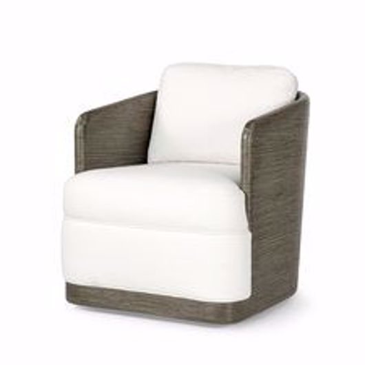 Picture of CARLYLE SWIVEL LOUNGE CHAIR