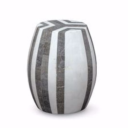 Picture of DALI OUTDOOR STOOL GREY
