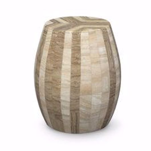 Picture of DALI OUTDOOR STOOL TAN