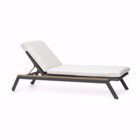 Picture of MILAZZO OUTDOOR CHAISE LOUNGE