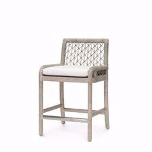 """Picture of MONTECITO OUTDOOR 24"""" COUNTER STOOL"""