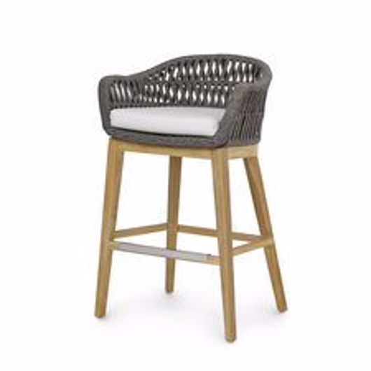 """Picture of NAPOLI OUTDOOR 30"""" BARSTOOL"""