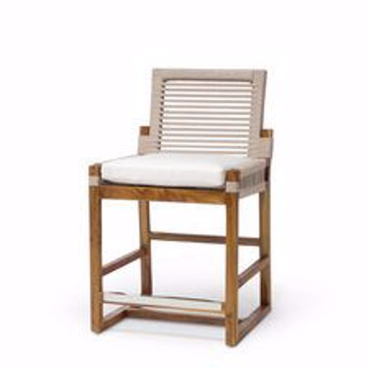 """Picture of SAN MARTIN OUTDOOR 24"""" COUNTER STOOL"""