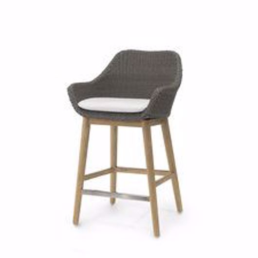 """Picture of SAN REMO OUTDOOR 24"""" COUNTER STOOL"""