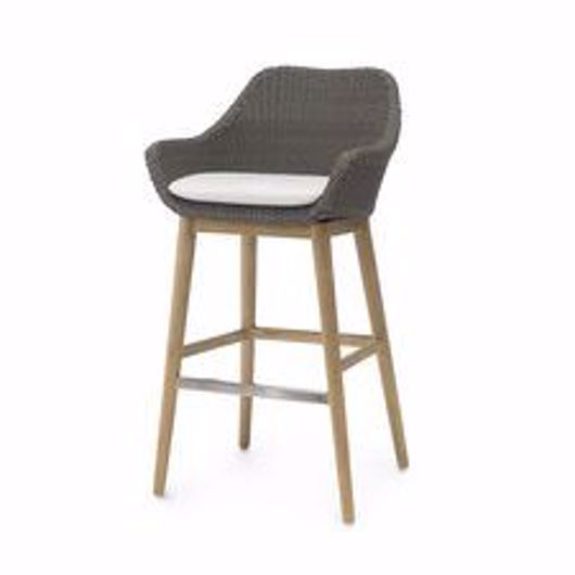 """Picture of SAN REMO OUTDOOR 30"""" BARSTOOL"""