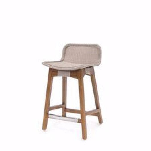 """Picture of VISTA OUTDOOR 24"""" COUNTER STOOL"""