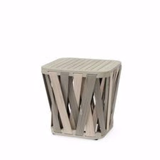 Picture of BOCA OUTDOOR SIDE TABLE SQUARE